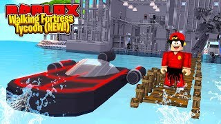 ROBLOX - THE FORTRESS TYCOON!!!