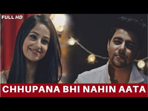 Chhupana Bhi Nahin Aata - Unplugged Cover | Baazigar