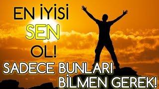 Gambar cover EN İYİSİ SEN OL!!  Sadece Bunları Bilmen Gerek!