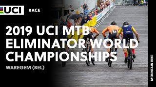 Highlights | 2019 UCI MTB Eliminator World Championships
