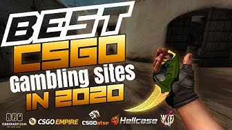 💰5 Best CSGO Skin Gambling Sites in 2020🔥 Top Jackpot Site, Coinflip, Crash, Roulette, and More!