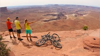 Behind the Scenes of National Parks Adventure - Biking in Moab