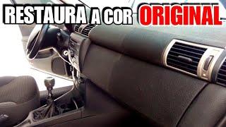 Como restaurar e proteger o painel do seu carro
