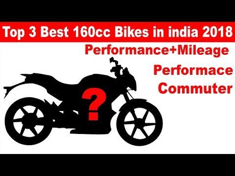 Top 3 Best 160cc Bikes In India 2018 L Hindi