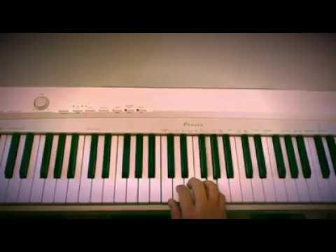 เรียนเปียโนออนไลน์ฟรี ตอนการฝึกเล่นโดยคิดเป็นระบบเสียง