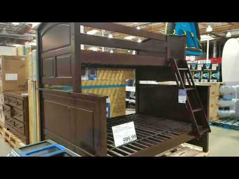 Costco! Twin over Full Bunk Bed (Bayside Furnishing)! $599!!!
