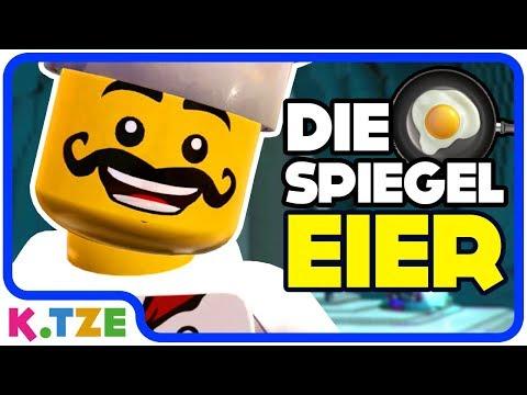 Wie macht man Spiegeleier? 🤔🍳 Lego Movie 2 Deutsch | Ganzer Film als Spiel | Folge 25