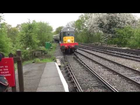 Epping & Ongar Spring Diesel Gala 2018