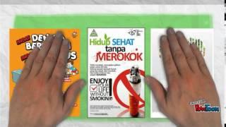Poster Kesehatan dan kebersihan lingkungan