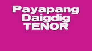 Payapang Daigdig TENOR