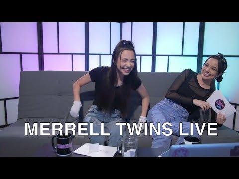 Merrell Twins Live - #MTlive