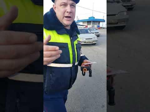 """""""Блатной"""" ИДПС. пост Усть-Лабинск."""