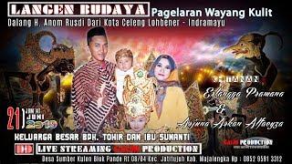 Download lagu LIVE WAYANG RUSDI LANGEN BUDAYA KEL BPK TOHIRIBU SUNANTI PANGKALAN PARI 21 JUNI 2019 MP3