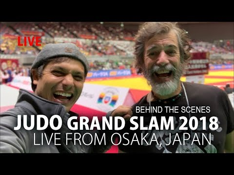 Osaka's Judo Grand Slam | Behind the Scenes