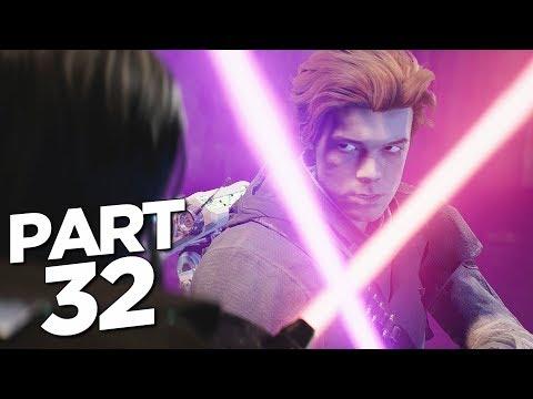STAR WARS JEDI FALLEN ORDER Walkthrough Gameplay Part 32 - TRILLA SUDURI (FULL GAME)