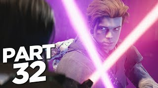 STAR WARS JEDI FALLEN ORDER Walkthrough Gameplay Part 32 - TRILLA SUDURI (FULL GAME)