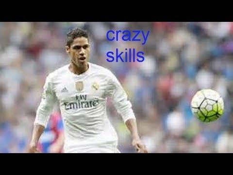 Raphael Varane ⚽⚽ crazy skills 2017/2018 - despacito