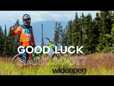 Mark Scott RAW - THANKS AND GOOD LUCK!