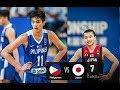 Tubidy Philippines vs. Japan FULL HIGHLIGHTS | Fiba Asia U16 | 04.06.18