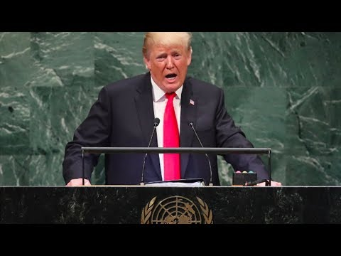 Trump's 'Dissociation from Reality' at UN
