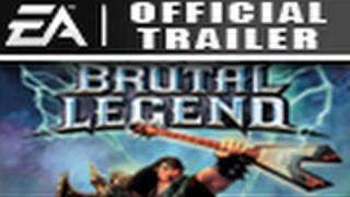 Brutal Legend Videogame TV Commercial