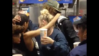 TELFAR AFTERPARTY AT WHITE CASTLE TIMES SQUARE! [FULL EDIT]