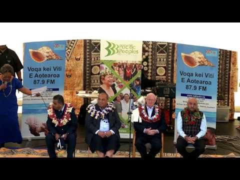 Fiji Day Celebration - Opening speeches