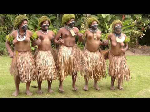 Tribal Dance, Papua New Guinea