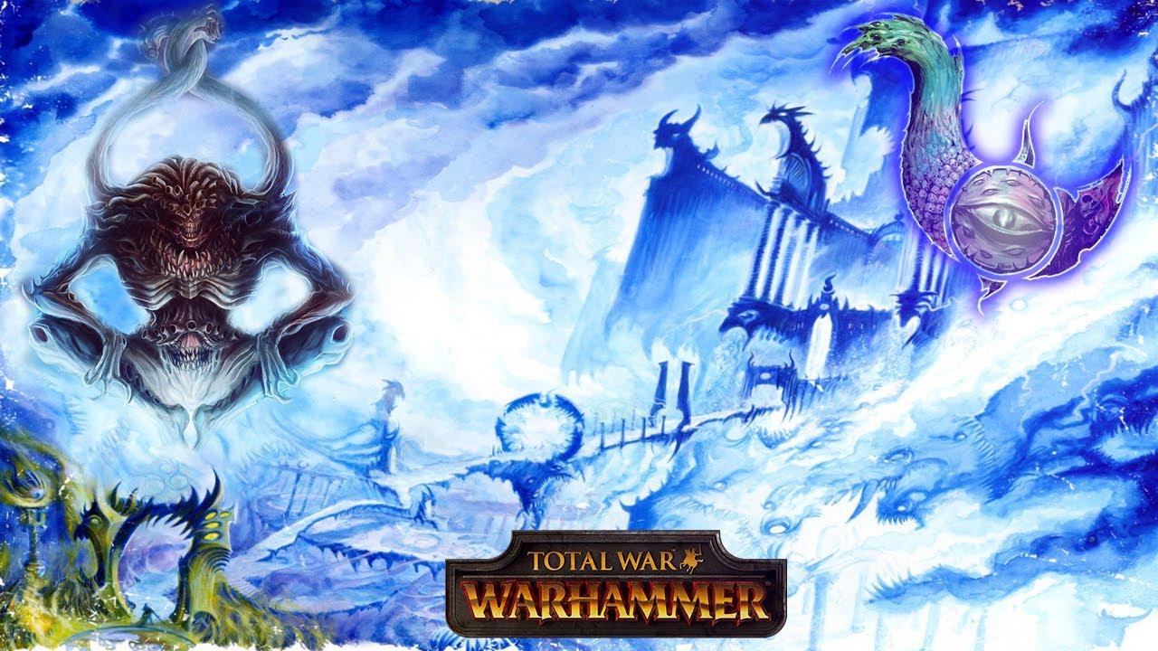 eri tavalla uusi luettelo suositut kaupat Pantheon of the Chaos Gods: Tzeentch (Units & Special Characters) | Total  War: Warhammer