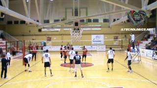 14 - Quarti di Finale Coppa Puglia - Volley Capitanata - Udas Cerignola 1-3 04-02-2015