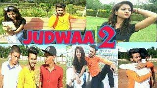 Remake of Judwaa 2 | Exclusive Video | Chalti h kya 9 se 12 |