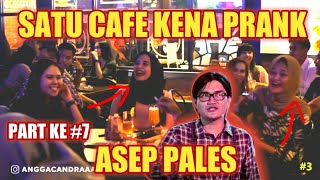 AWALNYA DI TERTAWAKAN!!  PENGAMEN CULUN INI BIKIN HEBOH SATUH CAFE DENGAN SUARA ASLINYA