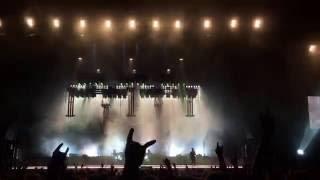 Rammstein - Links 2 3 4 (Download Festival, Paris, 2016) - Full HD, 60fps