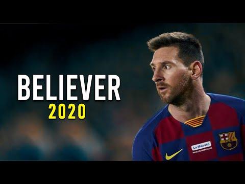 Lionel Messi ► Believer ● Skills & Goals 2019/20 | HD