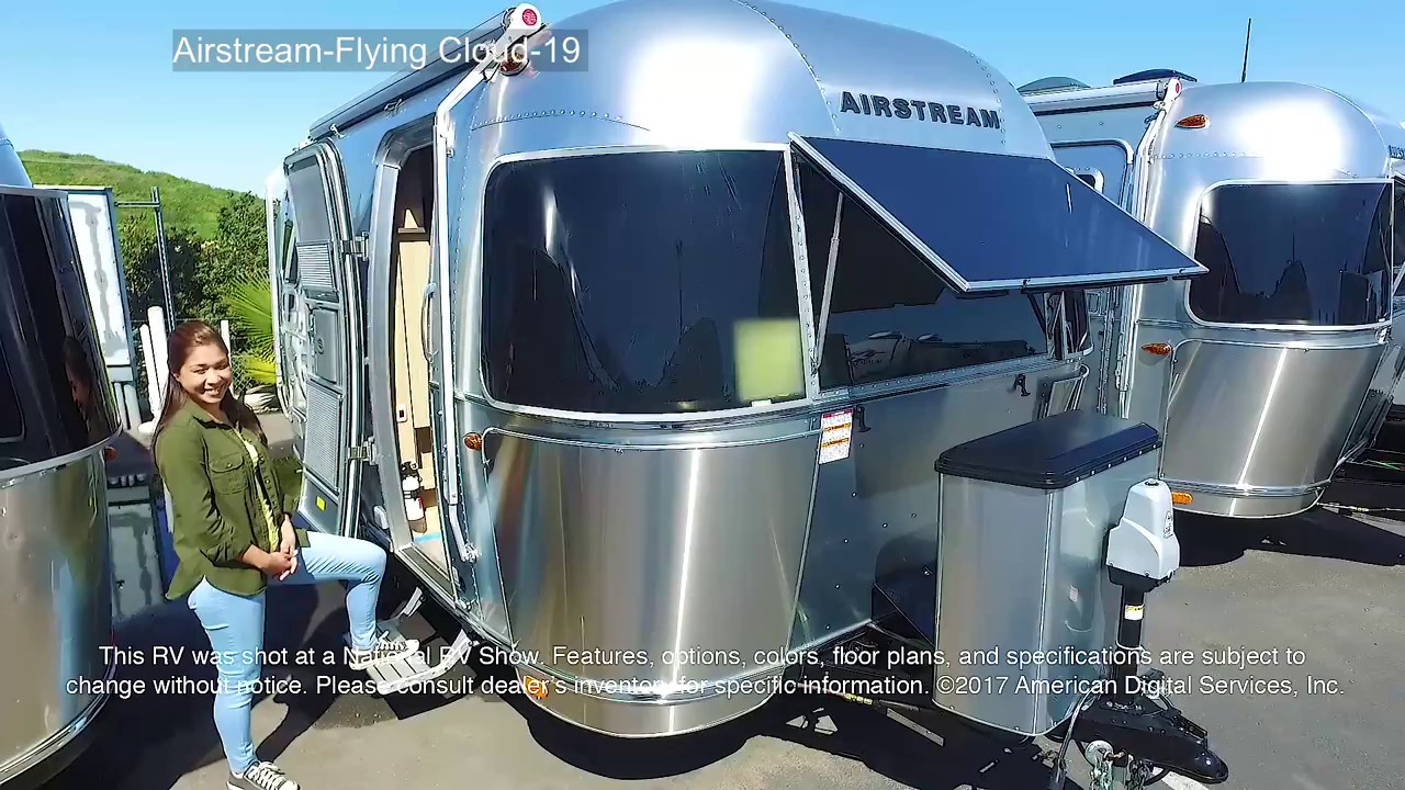 New 2016 Airstream RV Flying Cloud 19 Travel Trailer at BT Camper