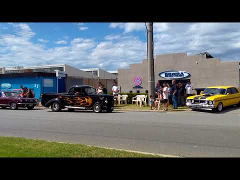 Classic Cars Perth, Western Australia - Perth Poker Run 2018
