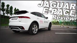 재규어 E페이스 시승기 리뷰 신형이좋아! ♥ 제규어 JAGUAR E-PACE Review 소닉 자동차 리뷰 #56 ♥