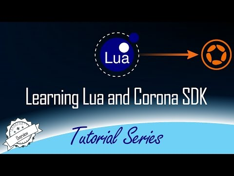 Learn Lua and Corona SDK - Overview