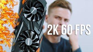 тЫ МОГ ЕЁ ПРОПУСТИТЬ!  Обзор Gigabyte Radeon RX Vega 64 Gaming OC