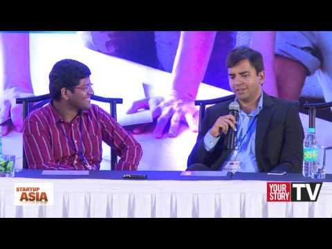 Startup Asia Bangalore 2014_Tech Chat: OlaCabs