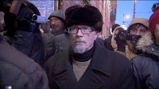 Russia: 25 arresti a Mosca, tra loro il leader dell'opposizione Limonov