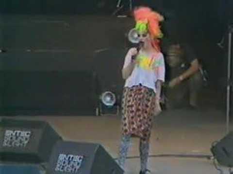 nina hagen - african reggae  live