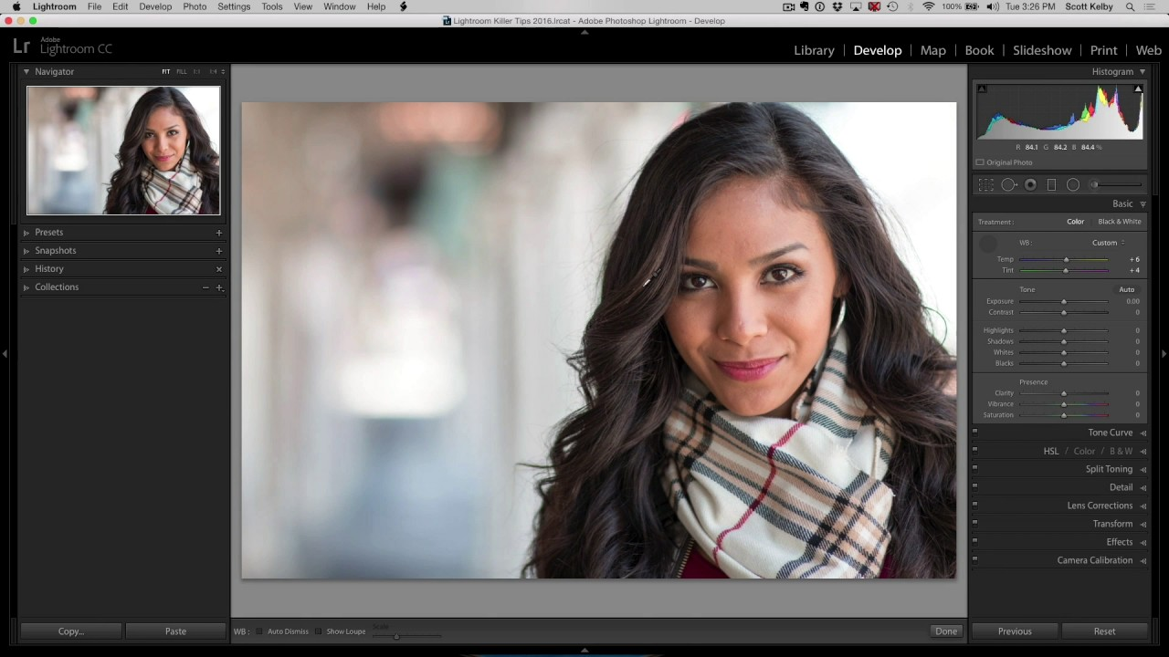 Lightroom On Tour 2017 with Scott Kelby