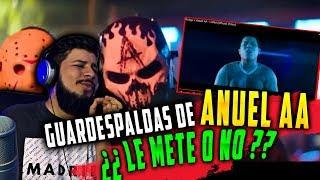 REACCIÓN Robgz x Anuel AA LHNA Official Se monto el mas PROBLEMATICO TeamFama