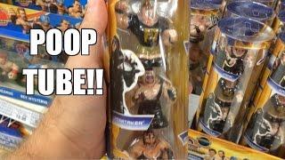 WWE ACTION INSIDER: ToysRus Wrestling Figure aisle Shopping! Mattel Elite Series 29