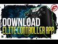 HOW to DOWNLOAD the XBOX ONE ELITE CONTROLLER APP for PC and XBOX ONE