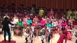 [Hòa tấu] - CHUNG MỘT NIỀM TIN - Dàn nhạc Dân Tộc Quốc Gia Việt Nam | Kỷ niêm 60 năm