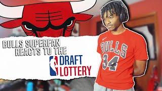 BULLS FAN REACTS TO 2020 NBA DRAFT LOTTERY