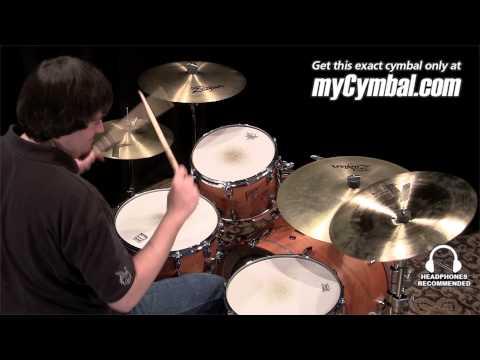 """Used Zildjian 17"""" K China Cymbal (UK0883-1112712G)"""