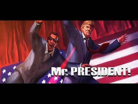 Mr. President להציל את טרמפ!
